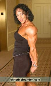 Christine Brandon Bodybuilder