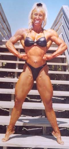 Holly Geersen Bodybuilder