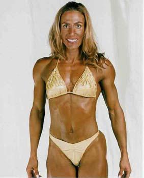 Sury Nieves Bodybuilding